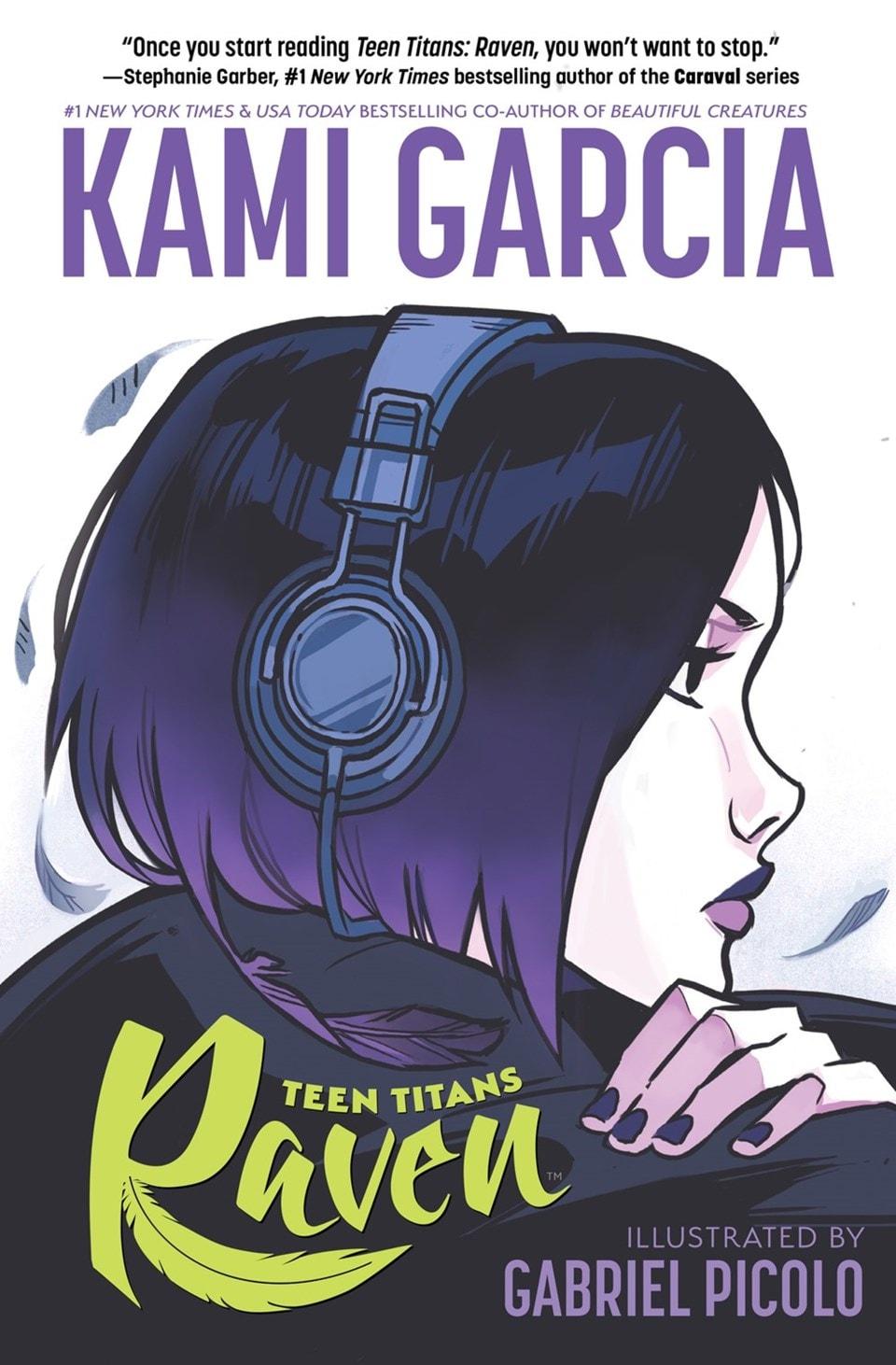 Teen Titans: Raven - 1
