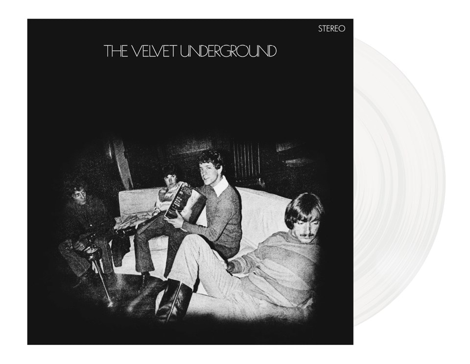 The Velvet Underground - (hmv Exclusive) White Vinyl - 1