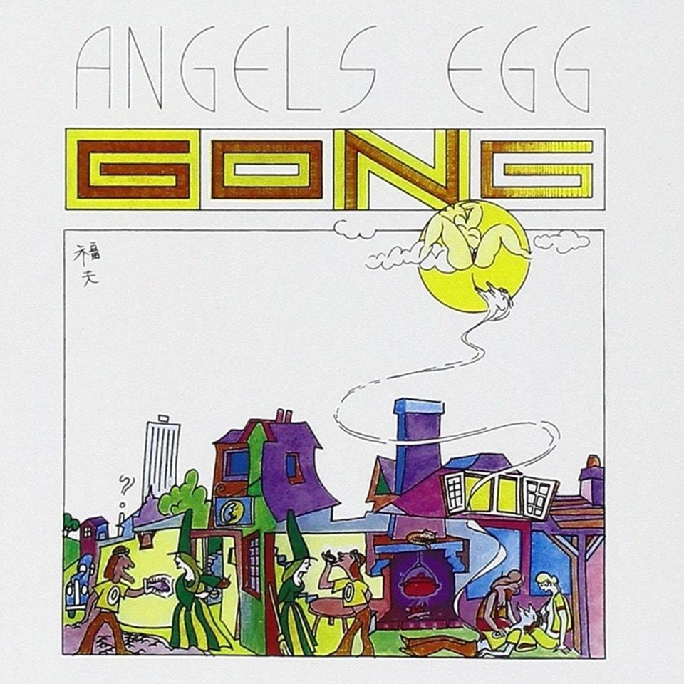 Angels Egg - 1
