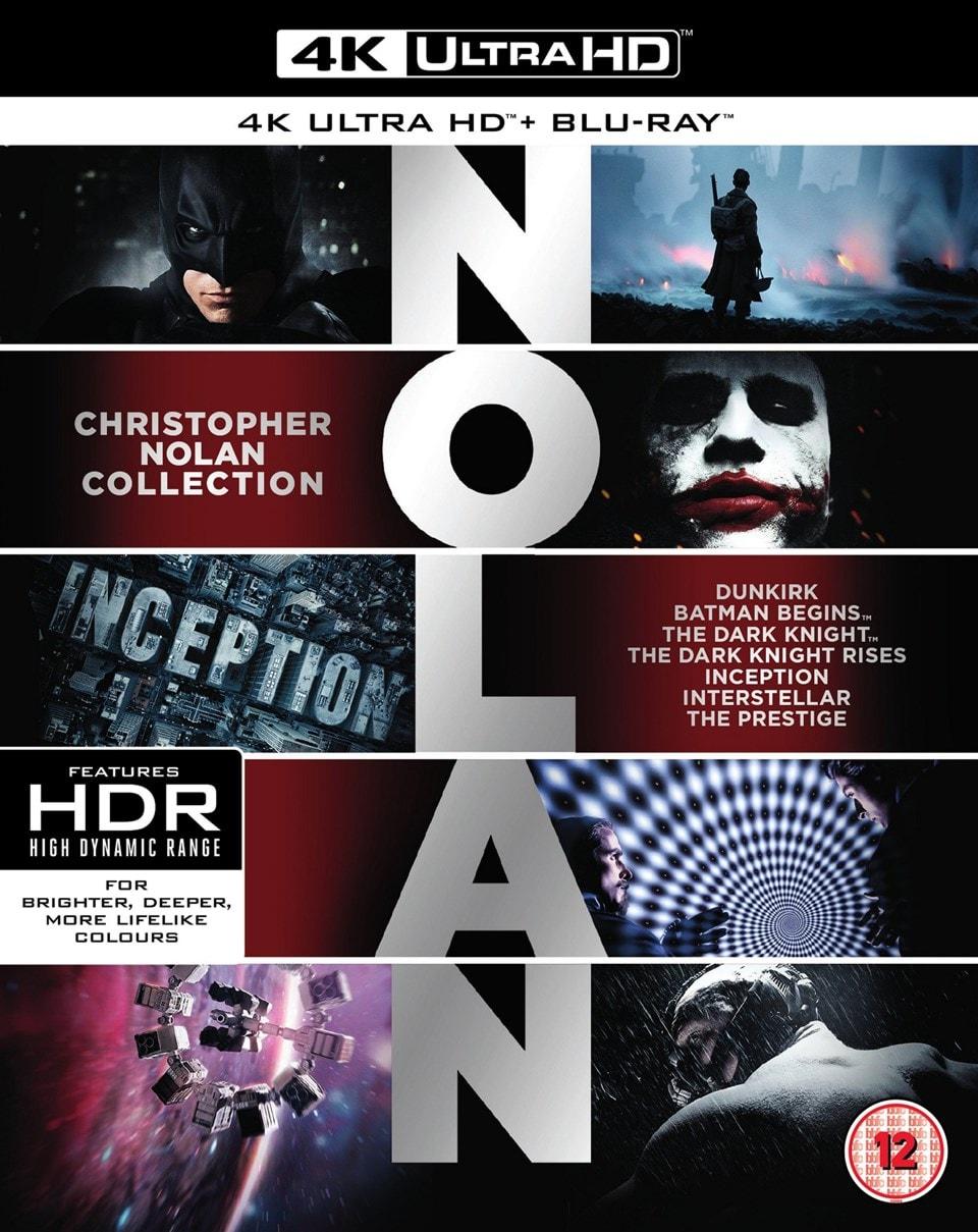 Christopher Nolan Collection - 1