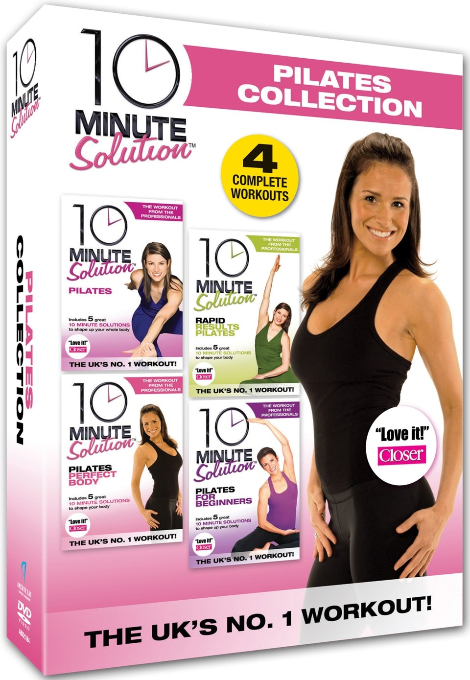 10 Minute Solution: The Pilates Collection - 2