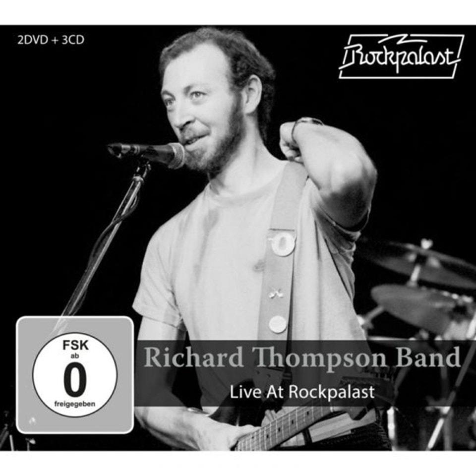 Richard Thompson Band: Live at Rockpalast - 1