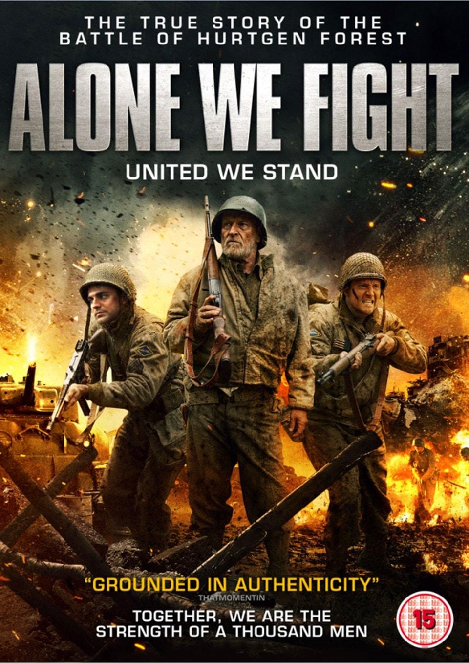 Alone We Fight - 1