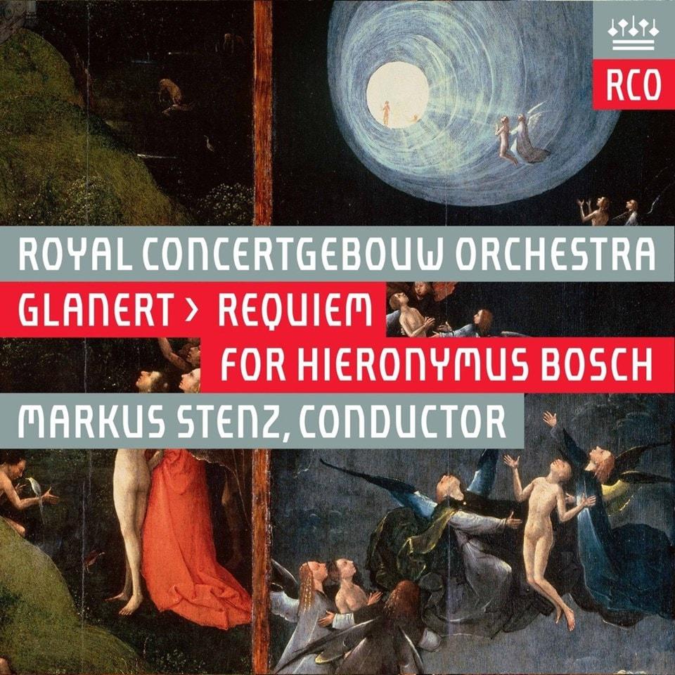 Glanert: Requiem for Hieronymus Bosch - 1