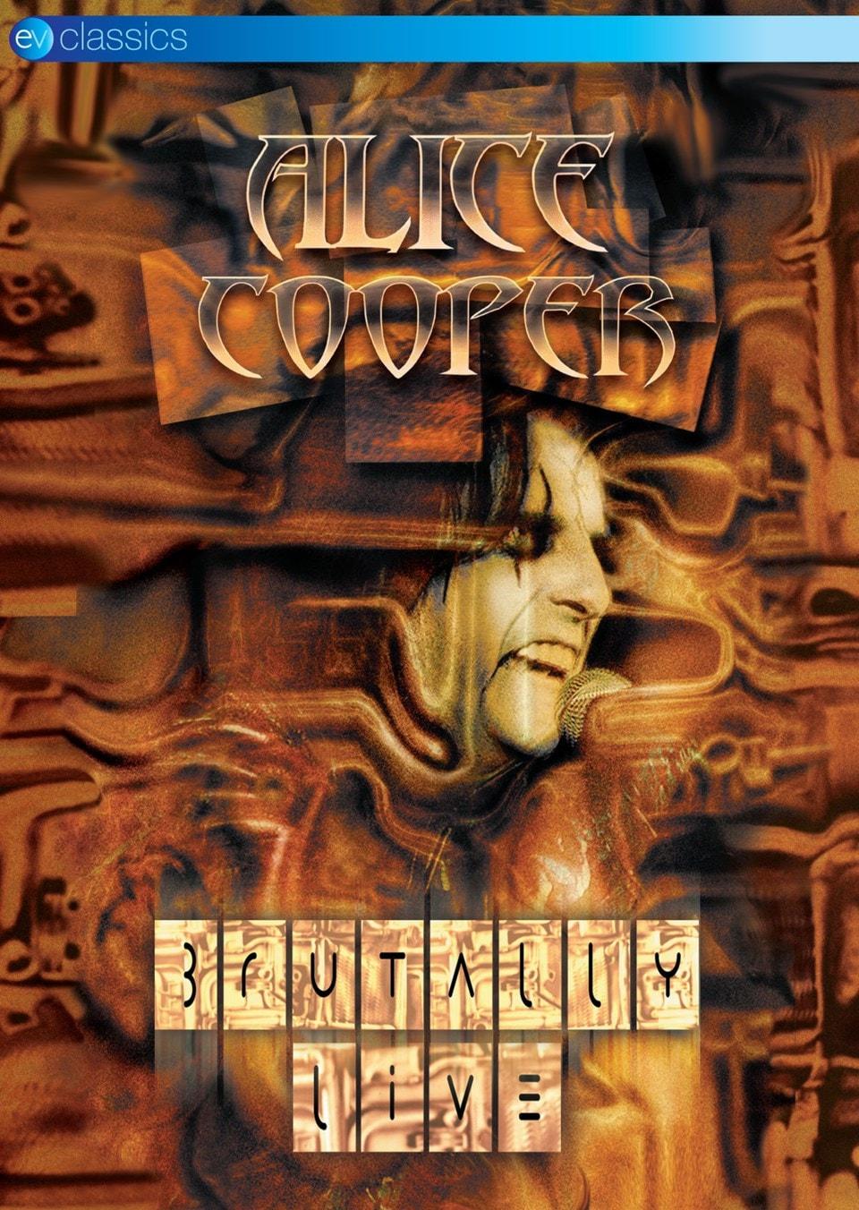 Alice Cooper: Brutally Live - 1