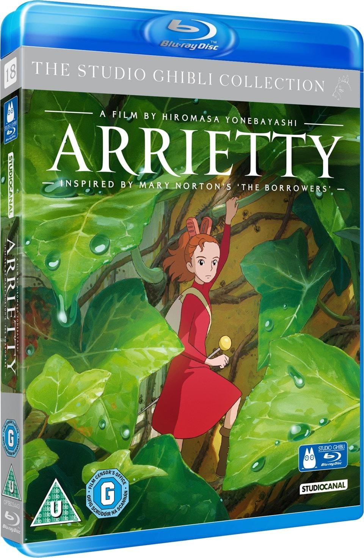 Arrietty - 1