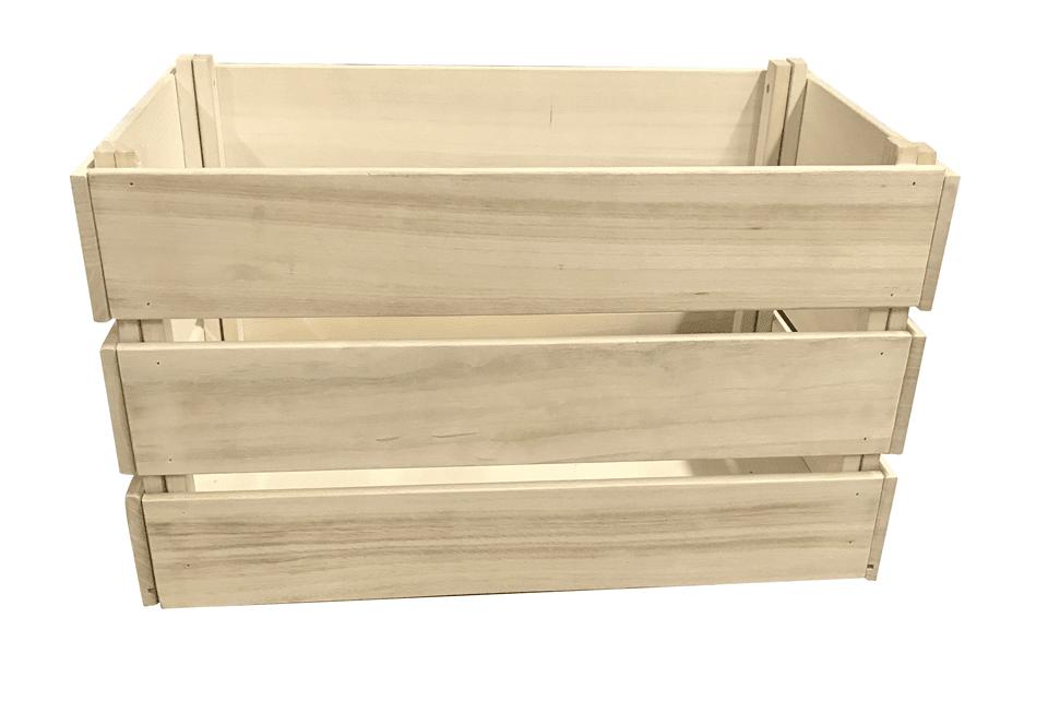 Cherrybomb Mastercrate Wooden LP Storage Crate - 1