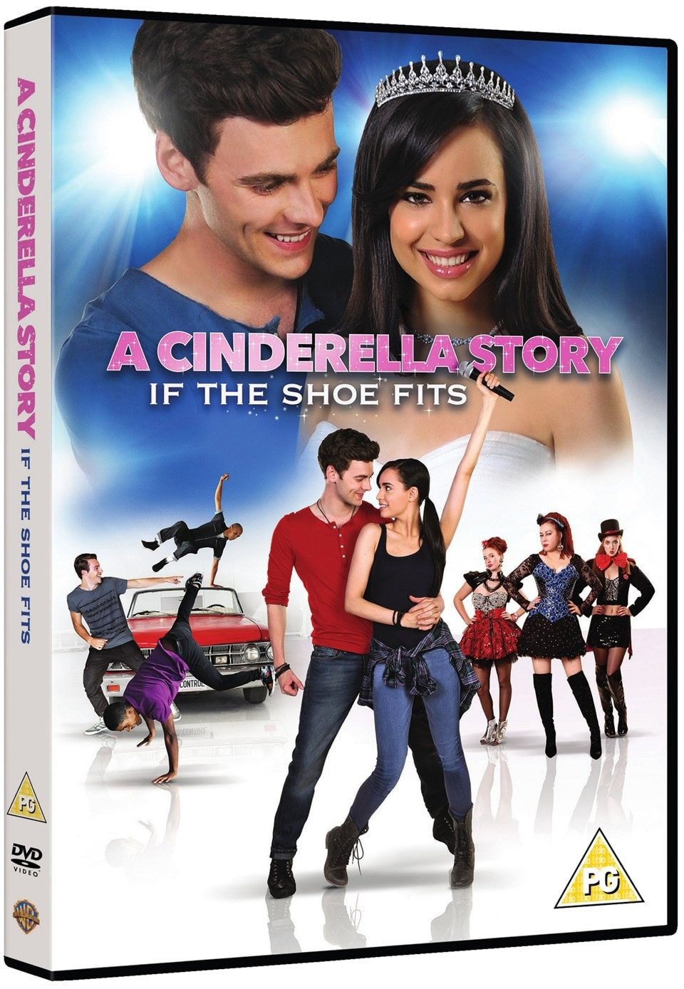 A Cinderella Story - If the Shoe Fits - 2