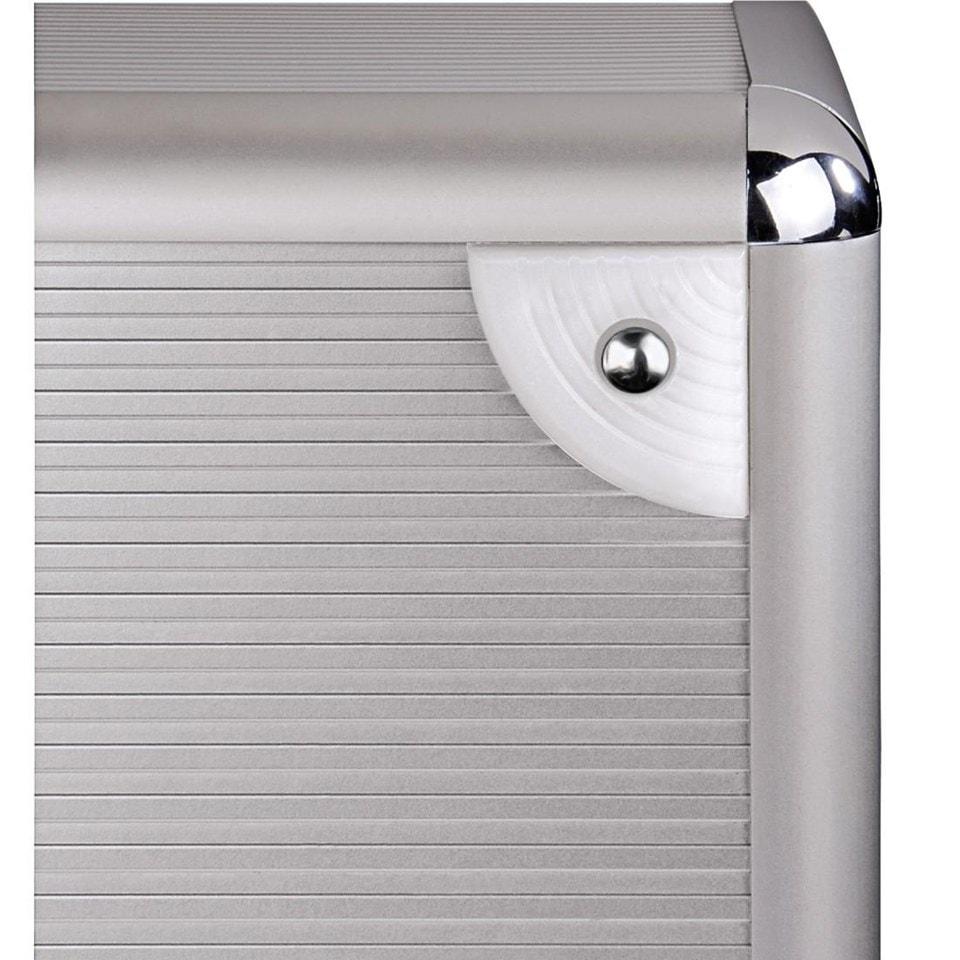 Hama Silver LP Storage Case - 4
