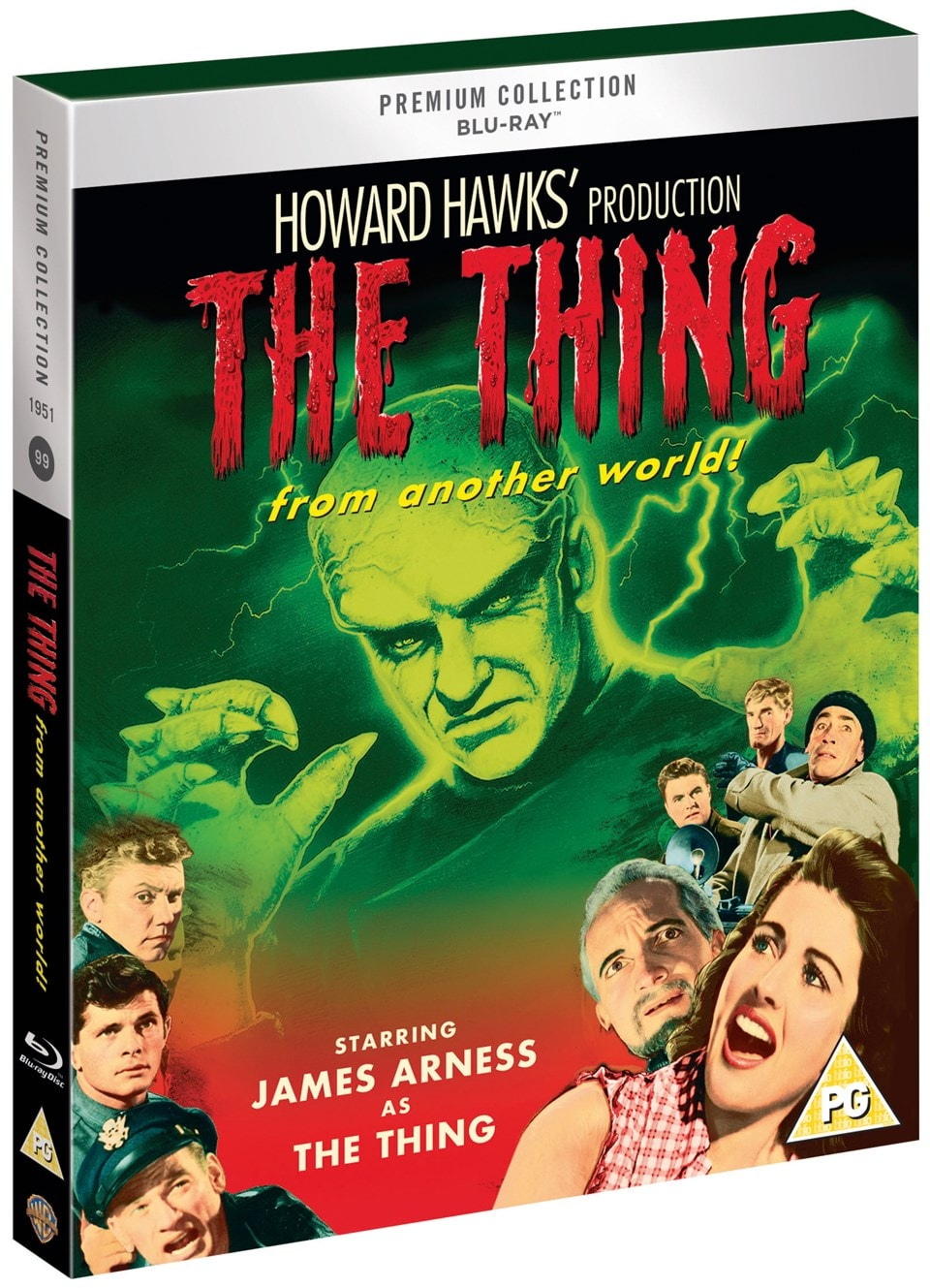 The Thing from Another World (hmv Exclusive) - The Premium... - 2