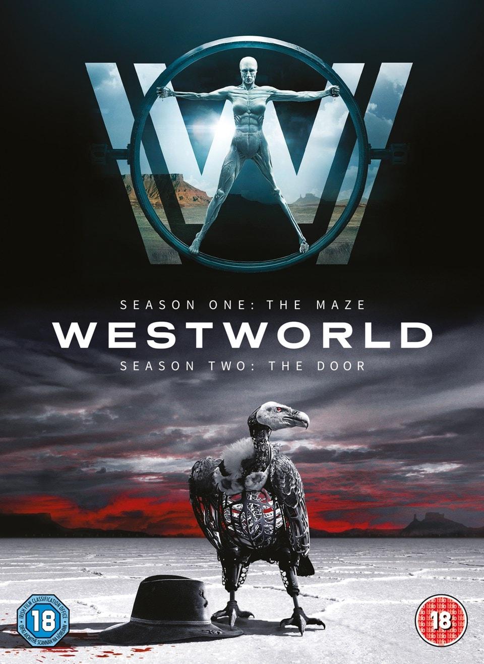 Westworld: Seasons One - The Maze/ Season Two - The Door - 1