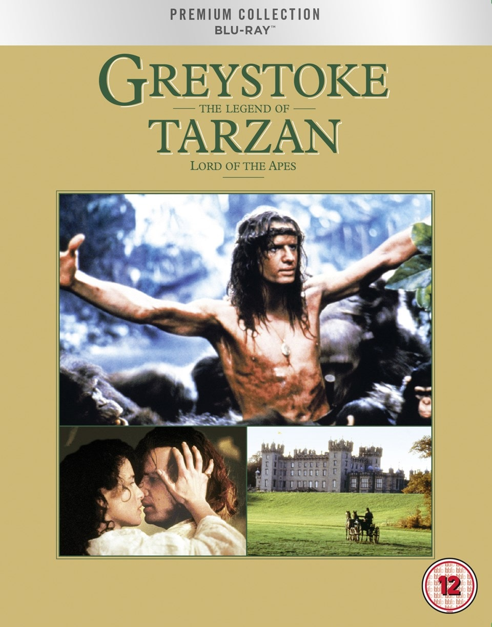 Greystoke - The Legend of Tarzan (hmv Exclusive) - The Premium Collection - 1