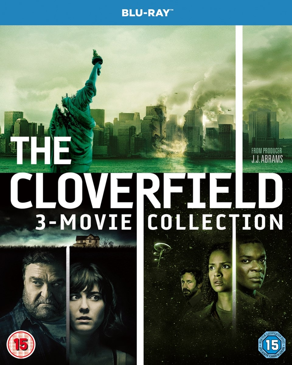 Cloverfield 1-3: The Collection - 1