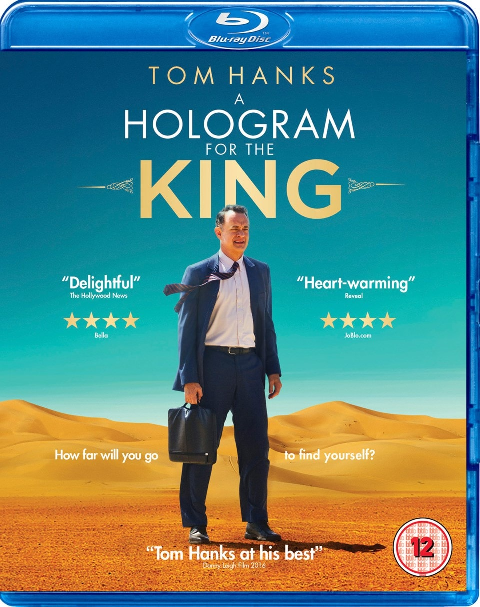 A Hologram for the King - 1