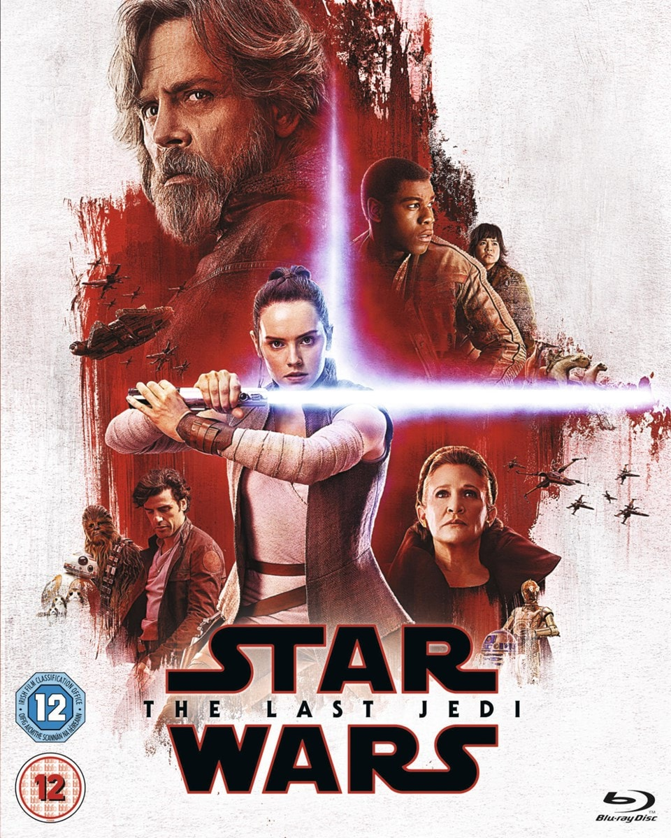 Star Wars: The Last Jedi - 1