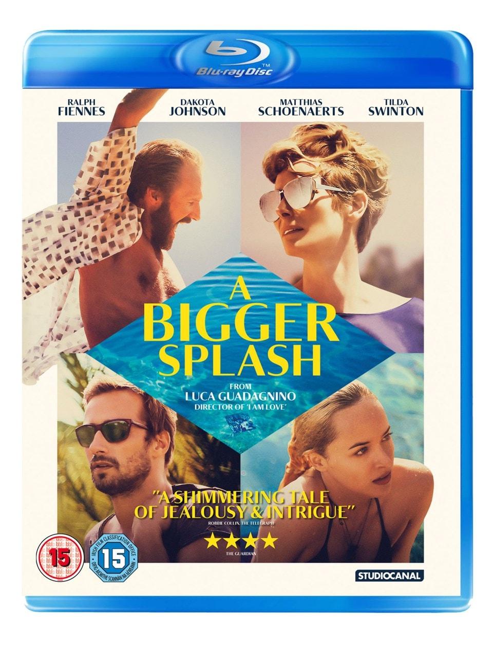 A Bigger Splash - 1
