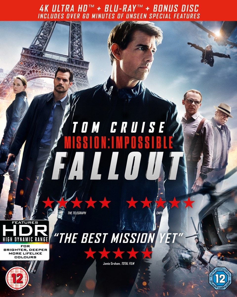 Mission: Impossible - Fallout - 1