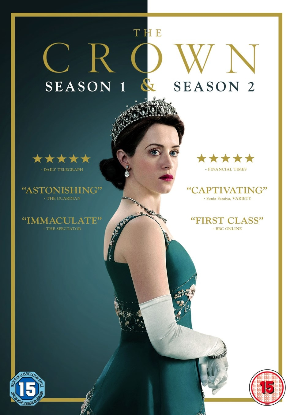The Crown: Season One and Two - 1