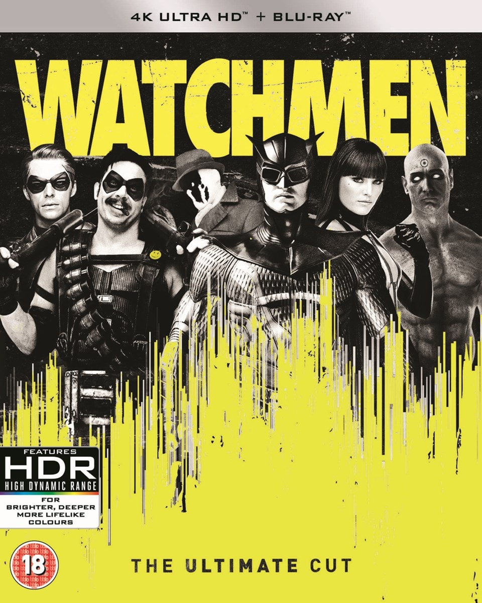 Watchmen: The Ultimate Cut - 1