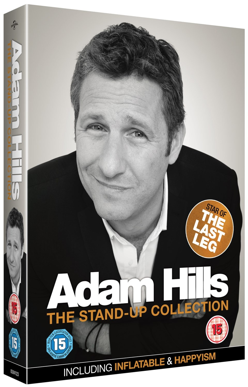 Adam Hills: Inflatable/Happyism - 2