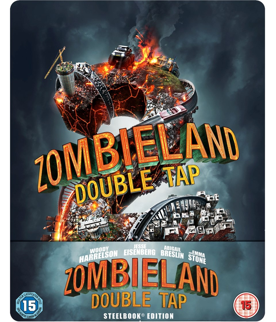 Zombieland: Double Tap (hmv Exclusive) 4K Ultra HD Steelbook - 1