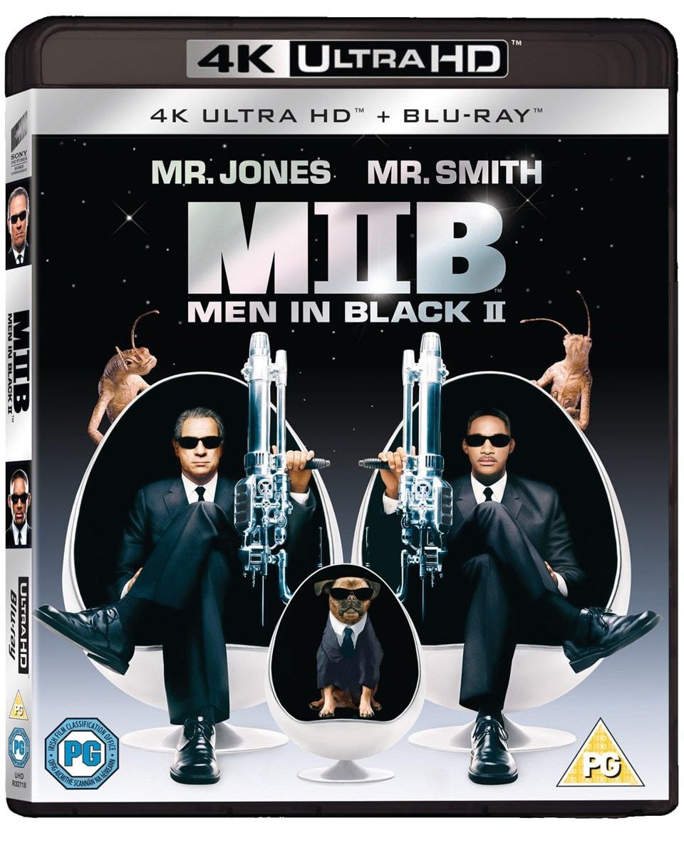 Men in Black 2 - 2