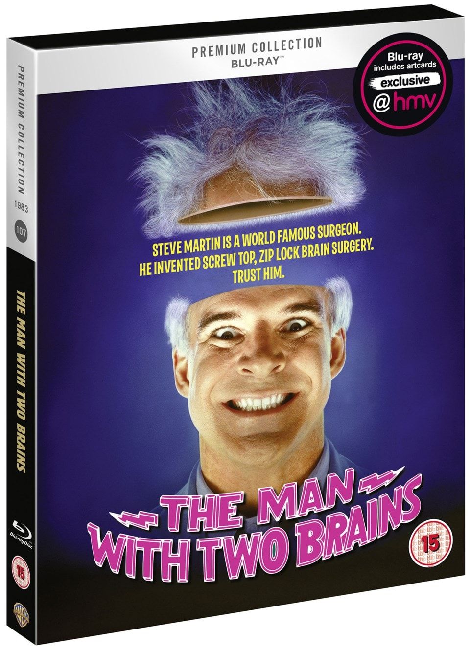 The Man With Two Brains (hmv Exclusive) - The Premium Collection - 2