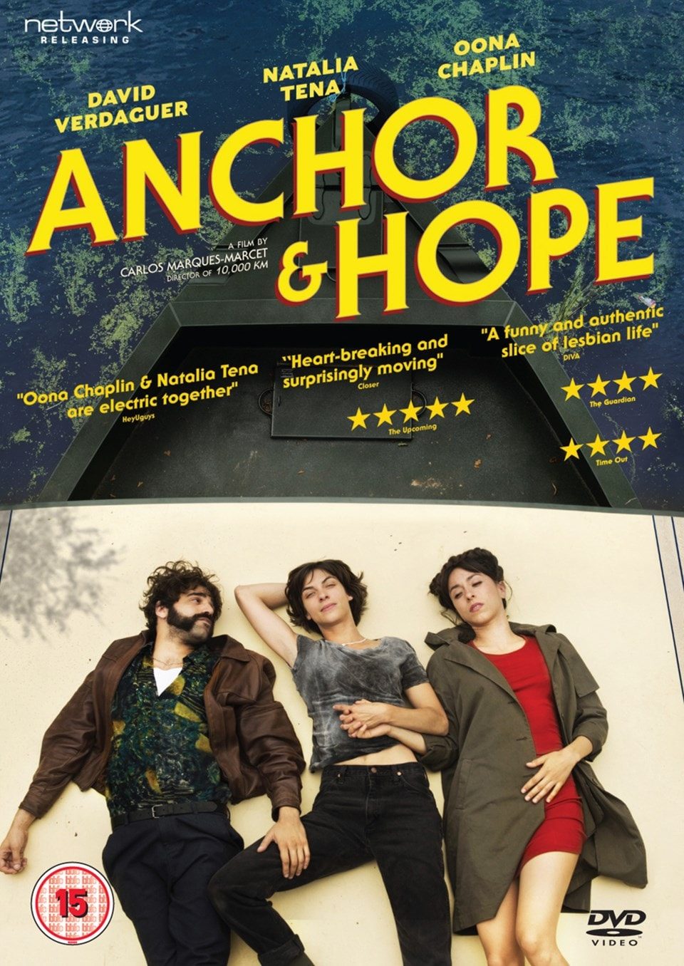 Anchor and Hope - 1