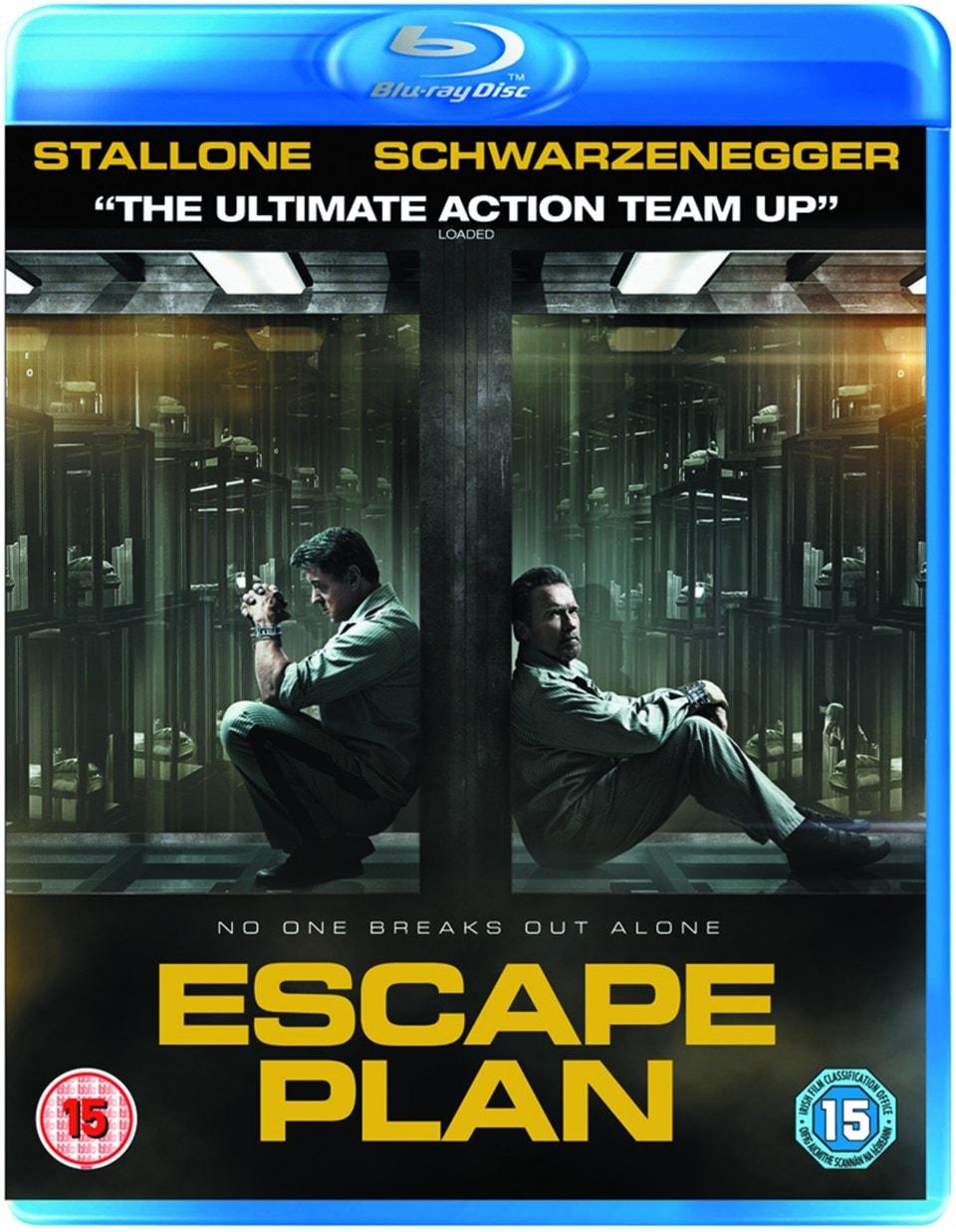 Escape Plan - 1