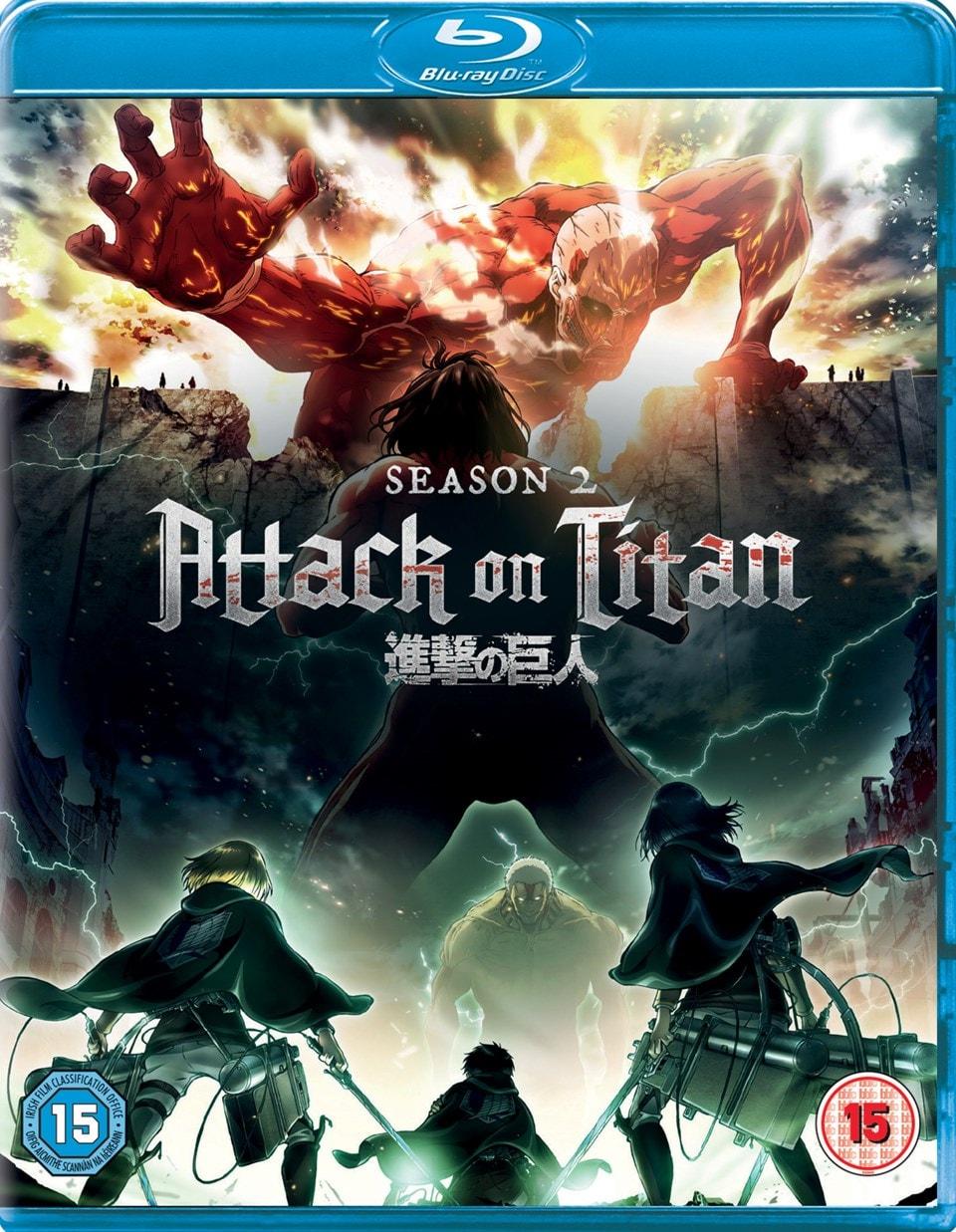 Attack On Titan: Season 2 - 1