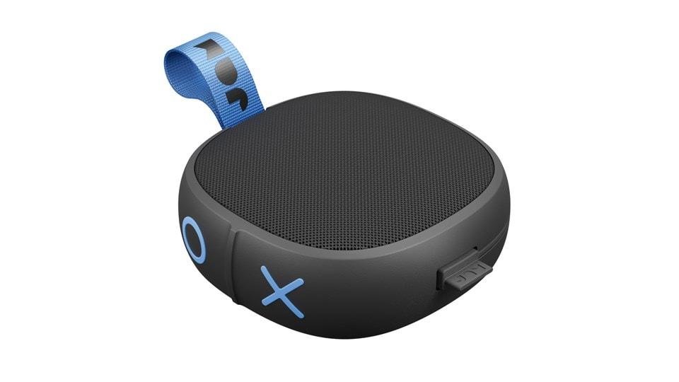 Jam Hang Up Black Bluetooth Speaker - 1