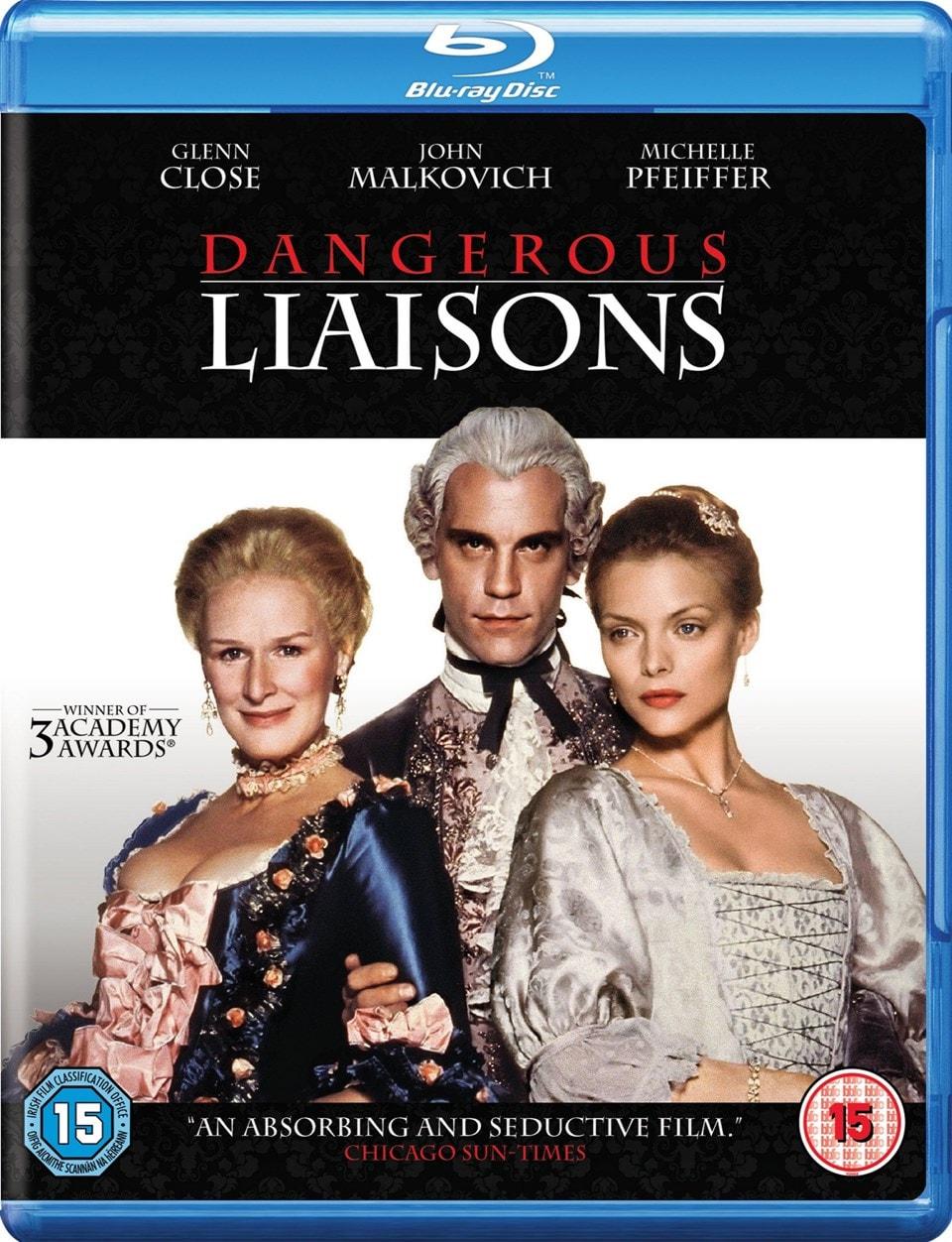 Dangerous Liaisons - 1