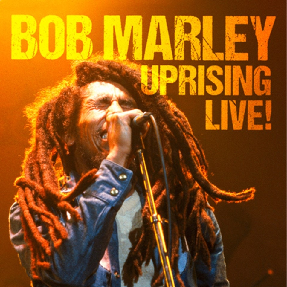 Bob Marley: Uprising Live! - 2