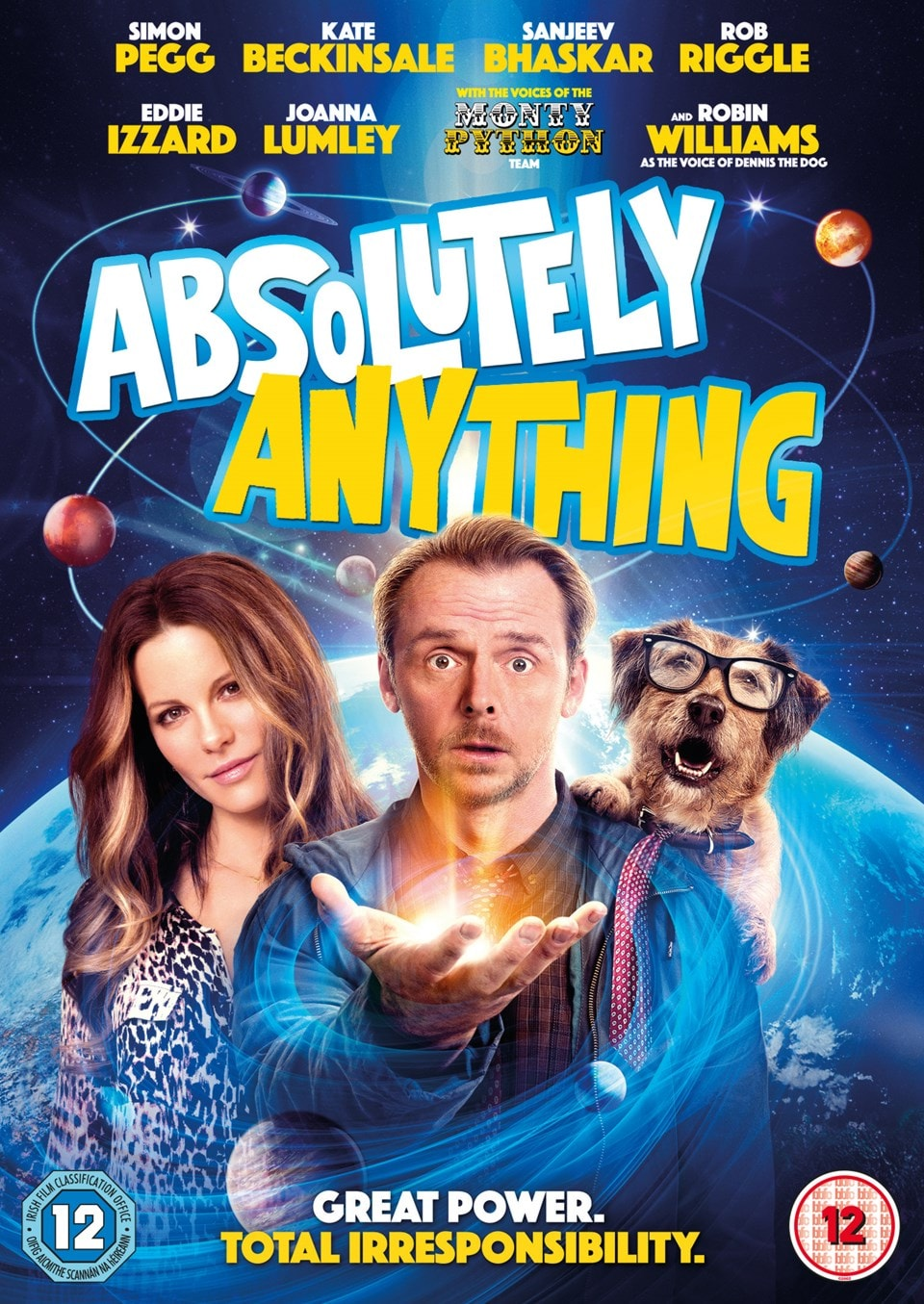 Absolutely Anything - 1