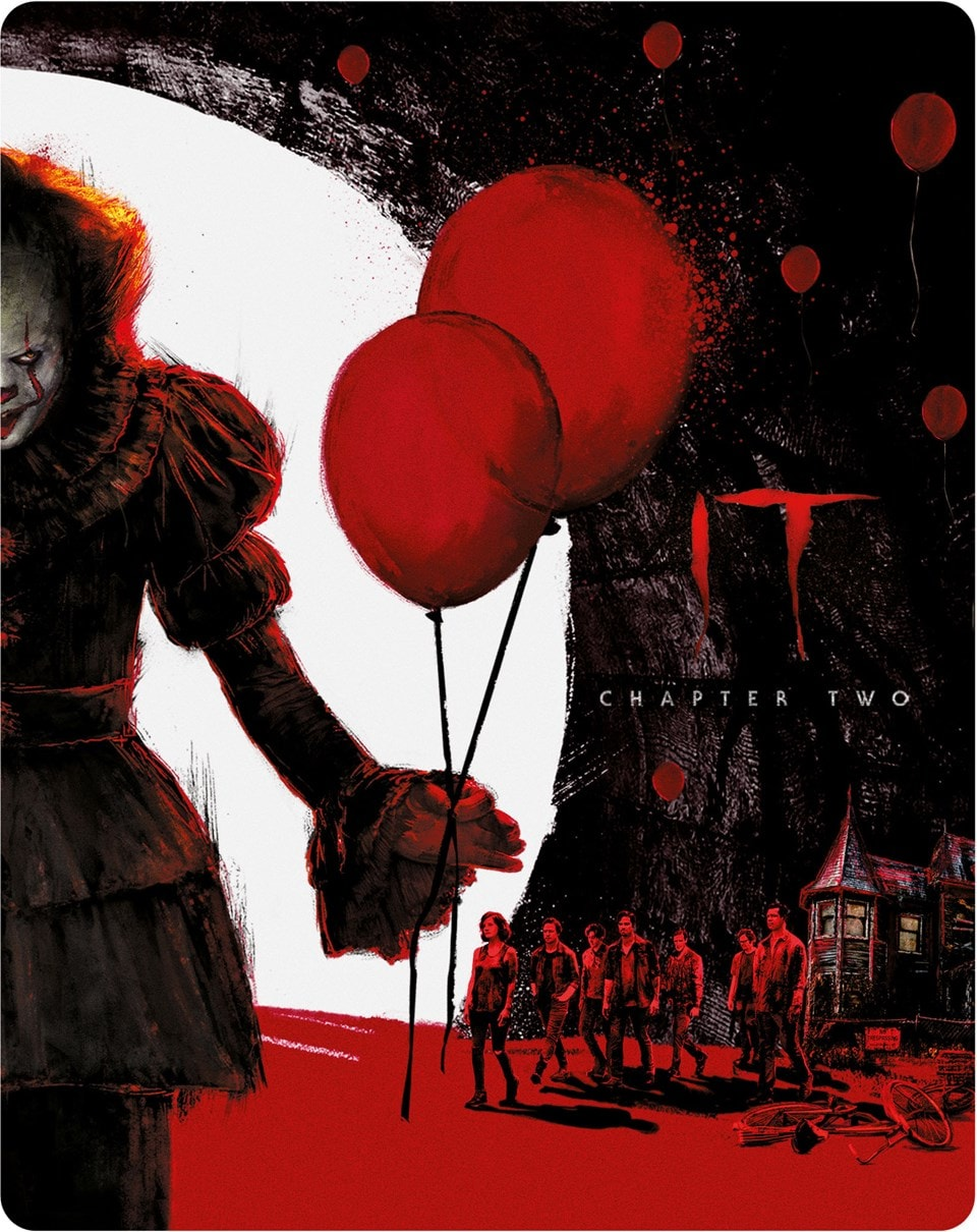 It: Chapter Two Limited Edition Steelbook - 1