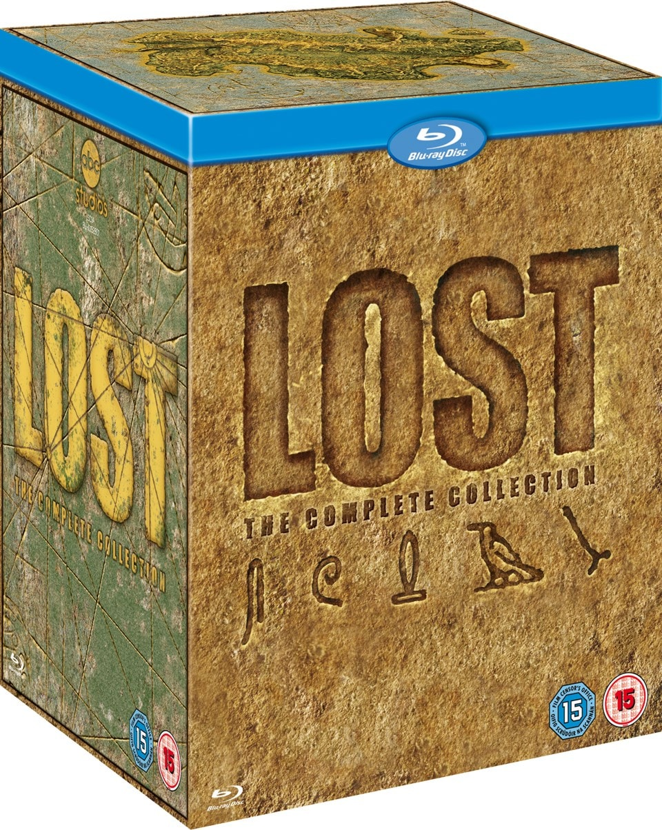 Lost: The Complete Seasons 1-6 - 2