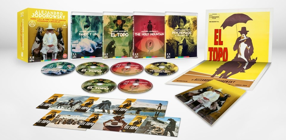 Alejandro Jodorowsky Collection - 3