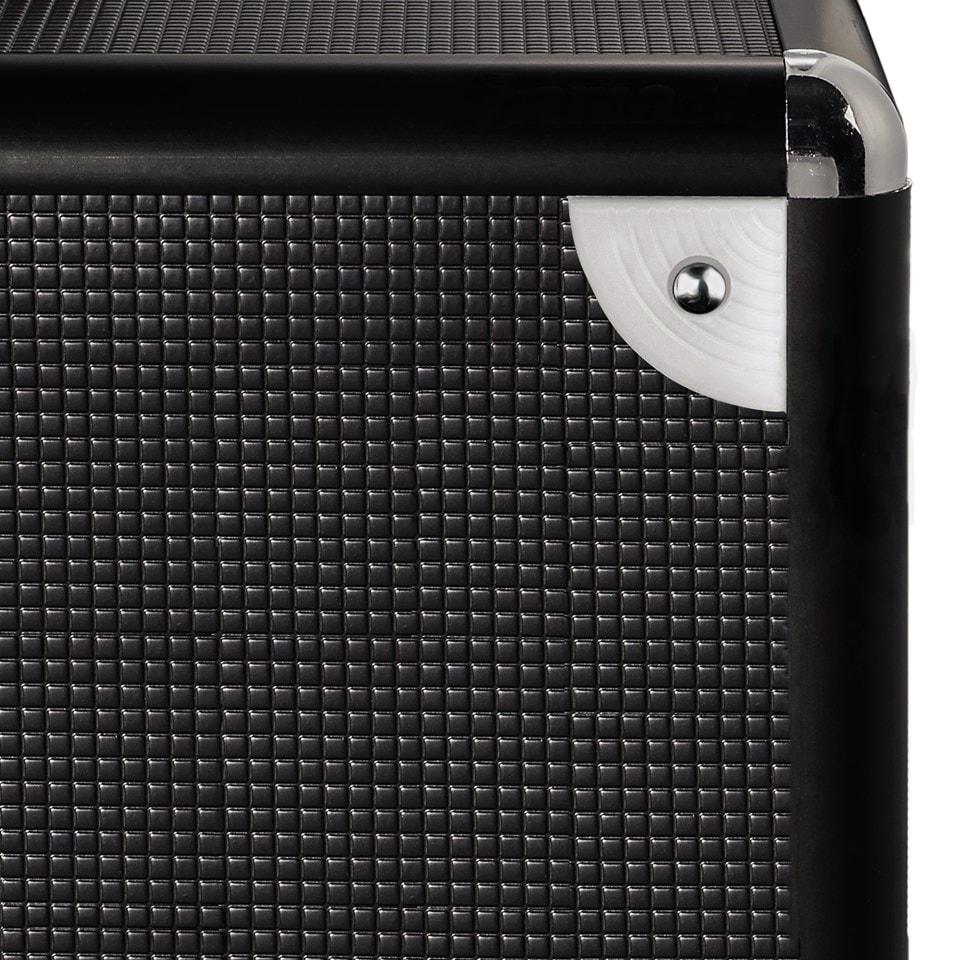 Hama Black LP Storage Case - 4