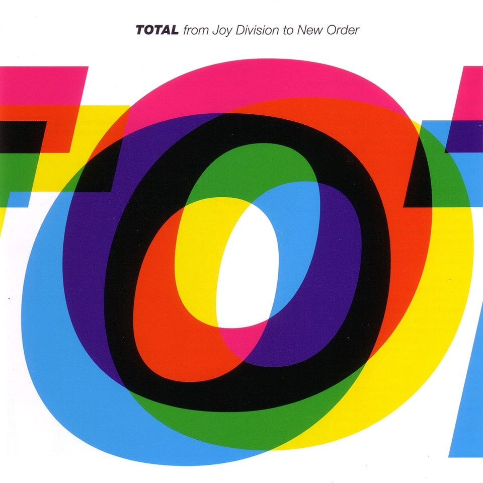 Total: From Joy Division to New Order - 1