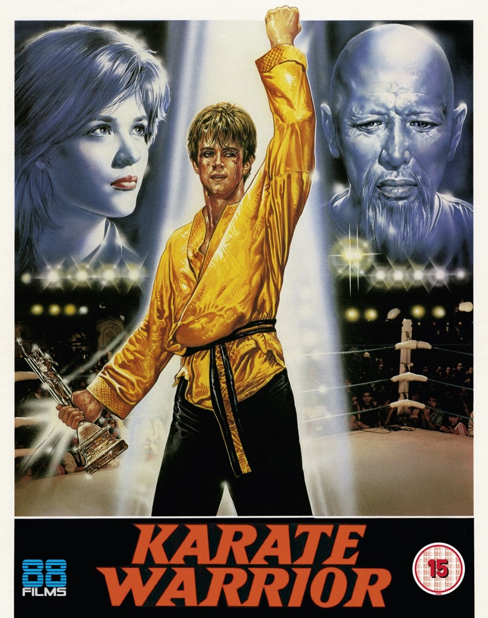 Karate Warrior - 1