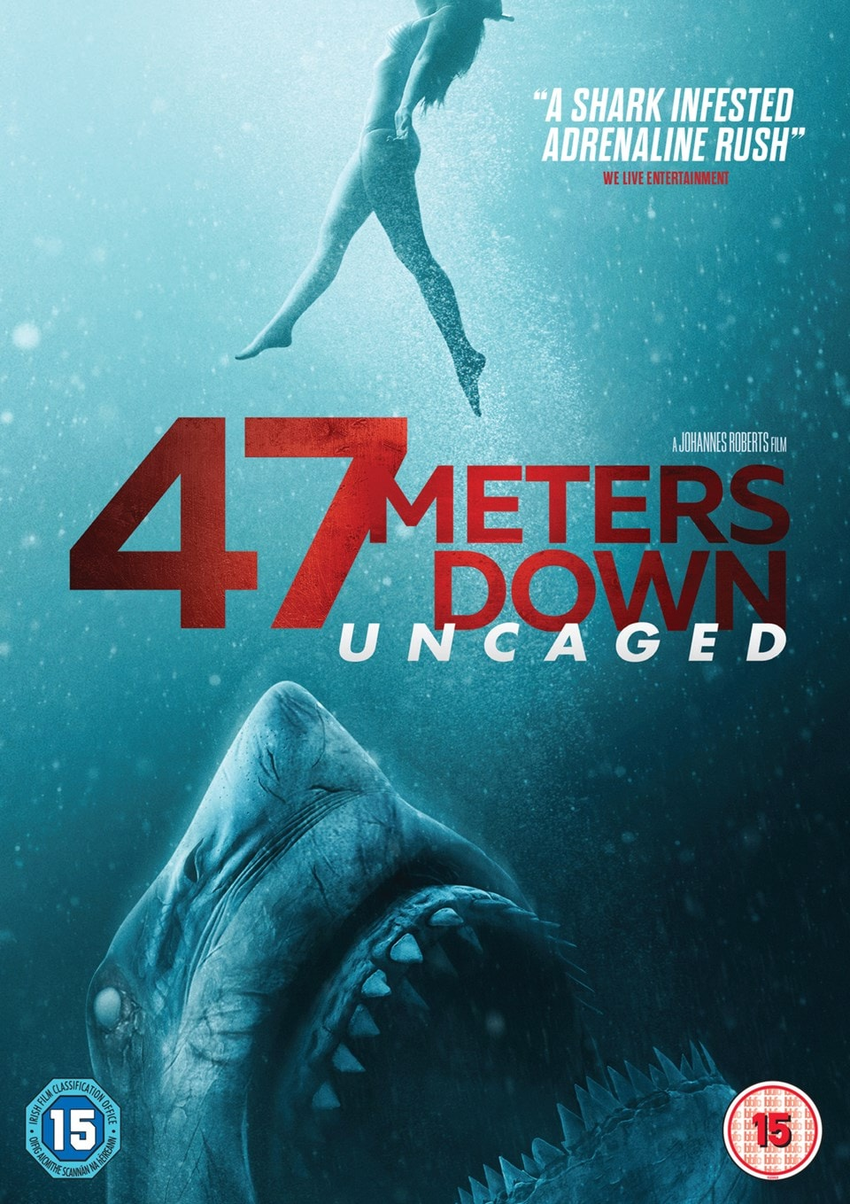 47 Metres Down: Uncaged - 1