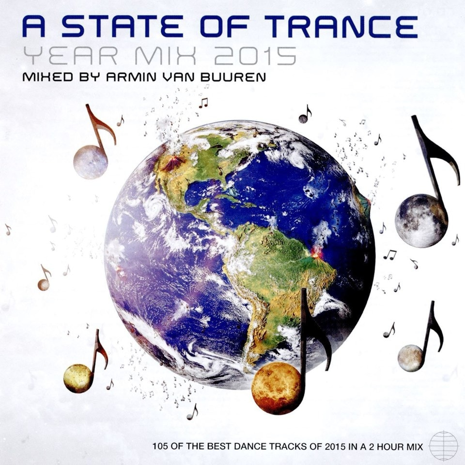 A State of Trance: Year Mix 2015 - 1