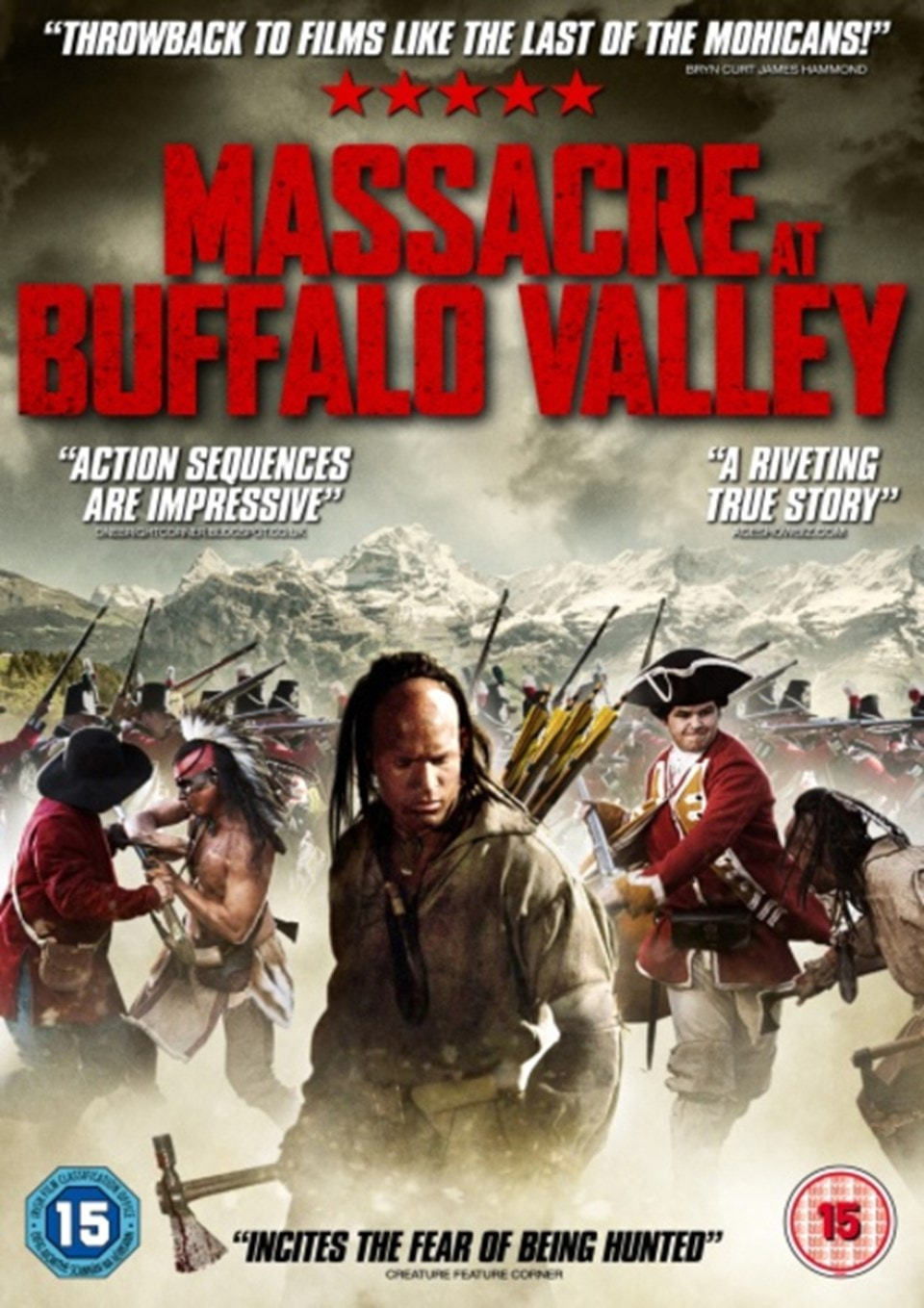 Massacre at Buffalo Valley - 1