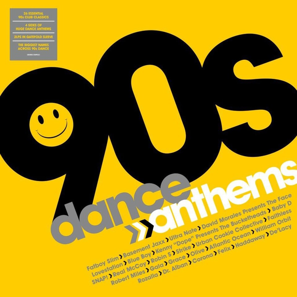 90s Dance Anthems - 1