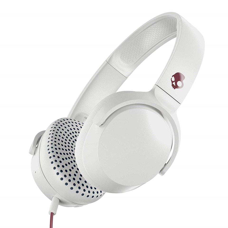 Skullcandy Riff Vice/Grey/Crimson Headphones - 1
