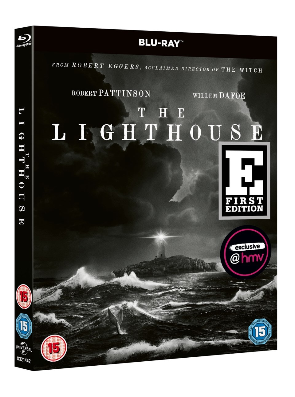 The Lighthouse (hmv Exclusive) - First Edition - 3