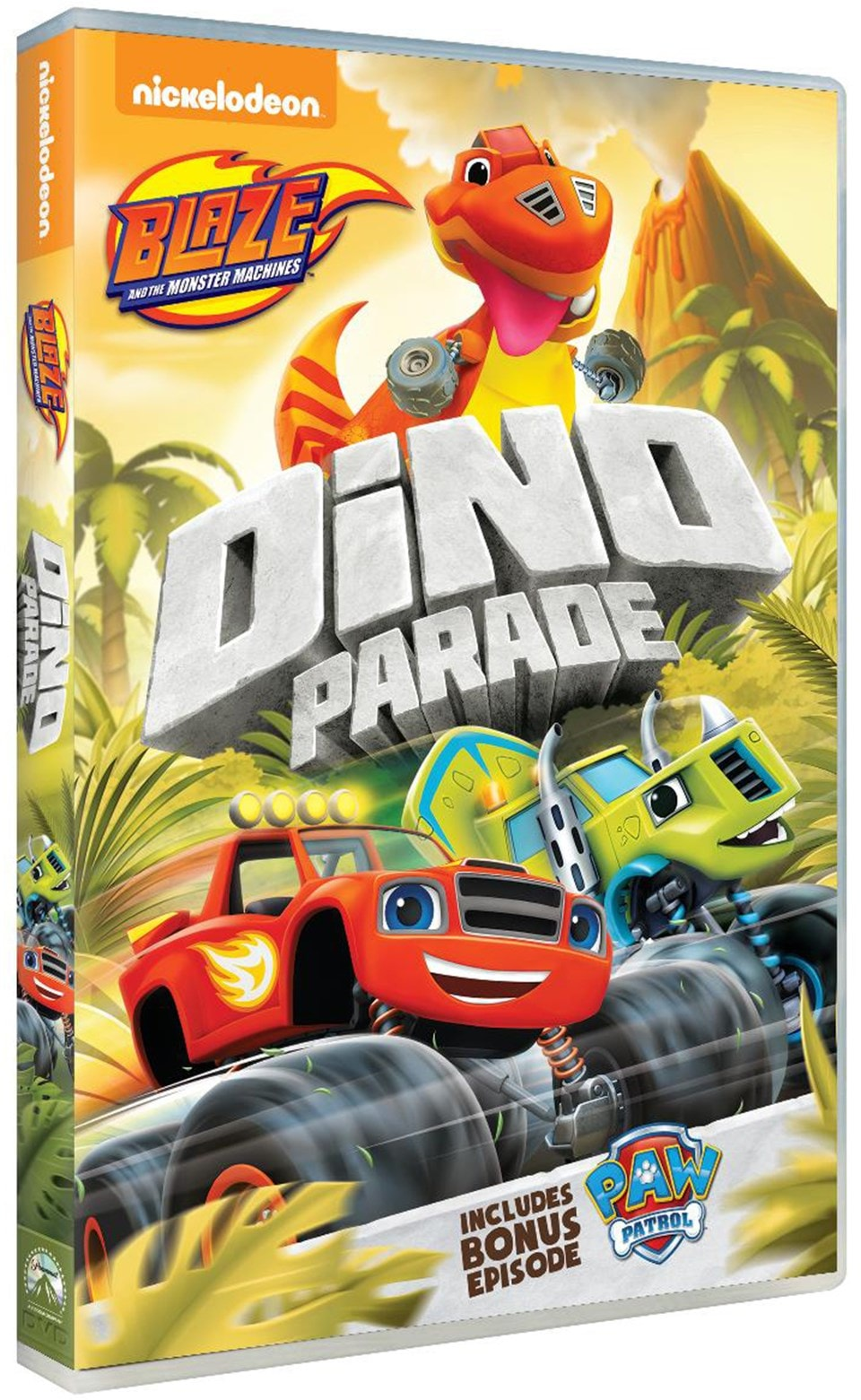 Blaze and the Monster Machines: Dino Parade - 2