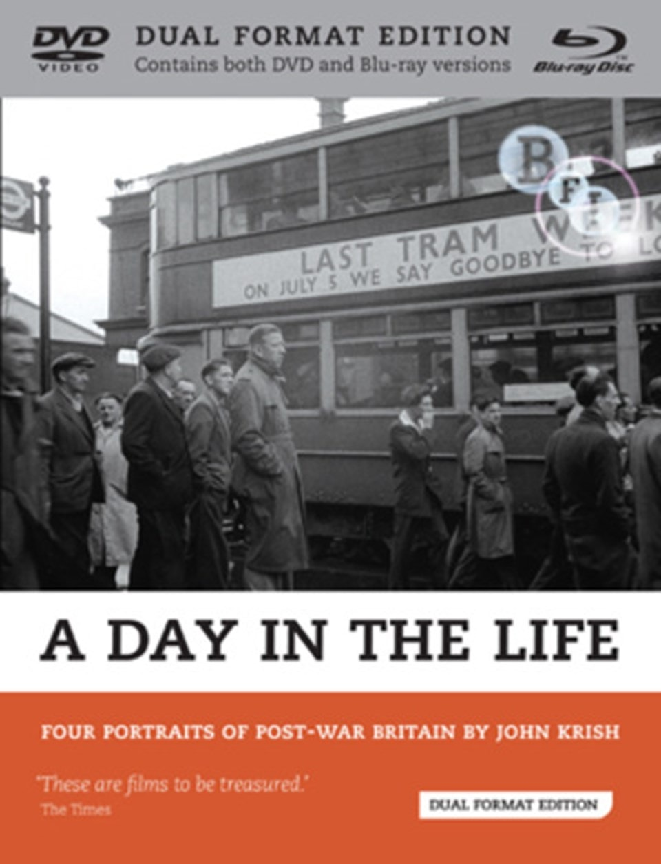 A Day in the Life - Four Portraits of Post-war Britain - 1