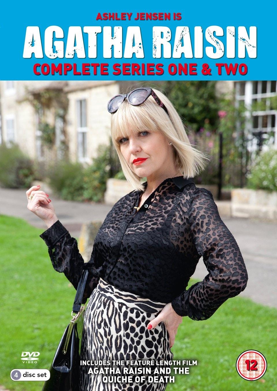 Agatha Raisin: Complete Series One & Two - 1
