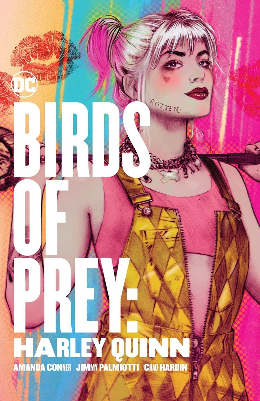 Birds Of Prey: Harley Quinn - 1